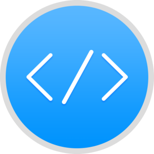 studioweb-blue-code-icon